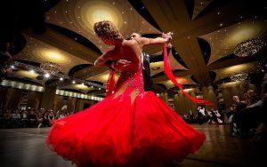 Taniec Towarzyski – środy o godzinie 19:00