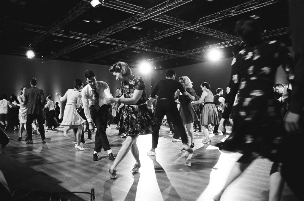 Taniec Towarzyski - Grupa Sportowa P3