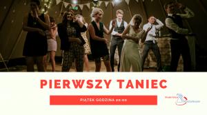 Nowy Kurs Tańca dla Narzeczonych-  Kurs Pierwszy Taniec