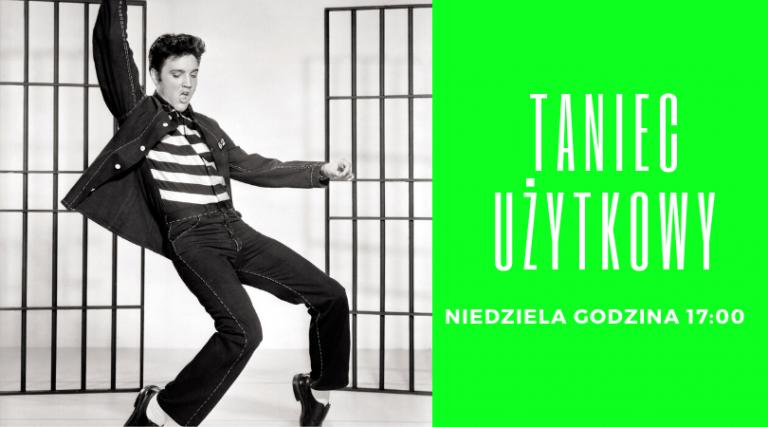 ZAPISY – Taniec Użytkowy – Niedziela Godzina 17:00