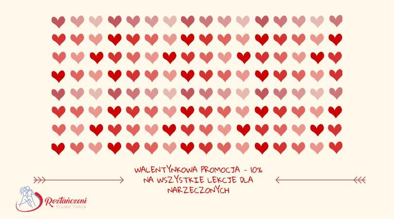 PROMOCJA WALENTYNKOWA – Lekcje Indywidualne -10%