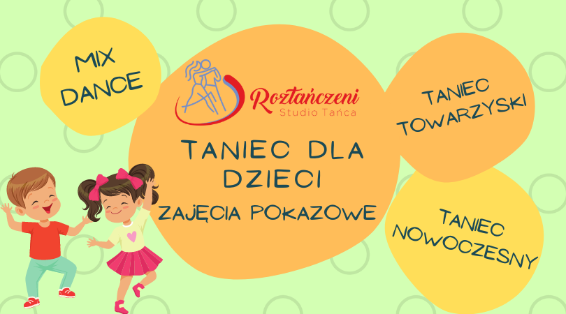 UWAGA!!! ZAPISY na BezpÅ'atne ZajÄ™cia Pokazowe dla Dzieci – Start od 20.09 – ZAPRASZAMY :D