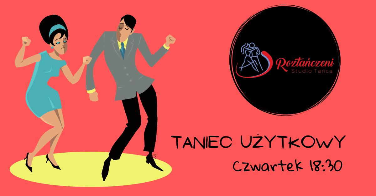Kolejny Kurs Tańca Użytkowego – Start już Czwartek 07.10 o 18:30
