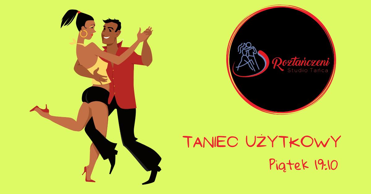 Nowy Kurs Tańca Użytkowego – Start już Piątek 24.09 o 19:10